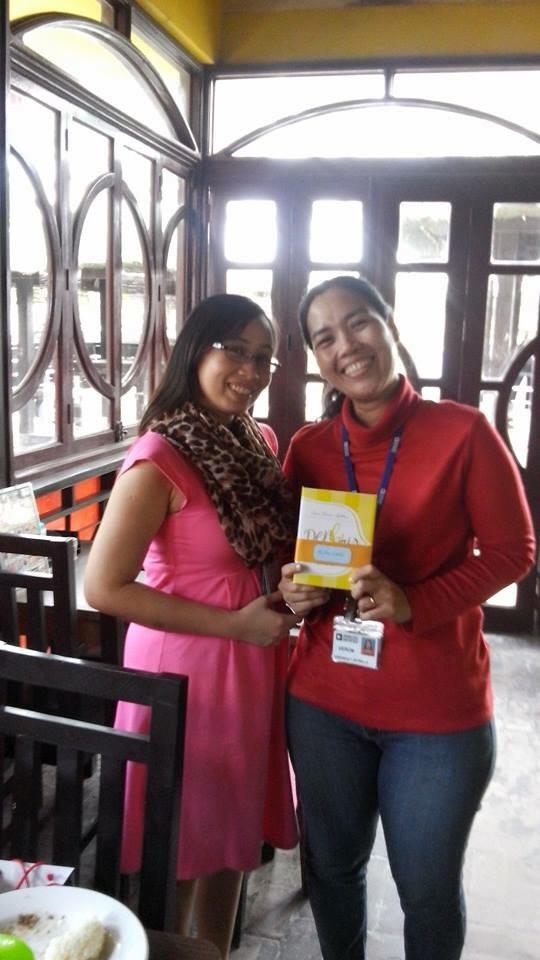 With Veron in General Trias, Cavite
