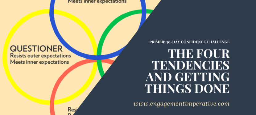The Four Tendencies and Getting Things Done Part2